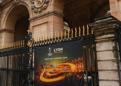Finale Europa League Lyon